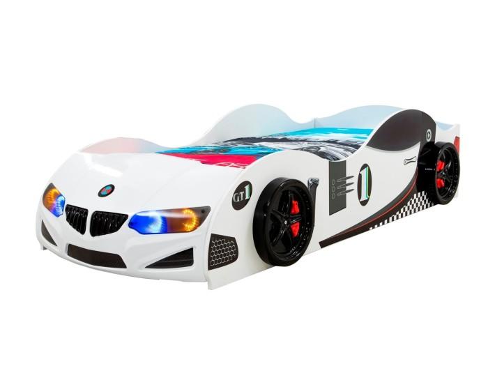 ebed743c7fd ... παιδικο κρεβατι αυτοκινητο θεσσαλονικη Παιδικό κρεβάτι αυτοκίνητο GT 1  White παιδικο κρεβατι αυτοκινητο θεσσαλονικη ...