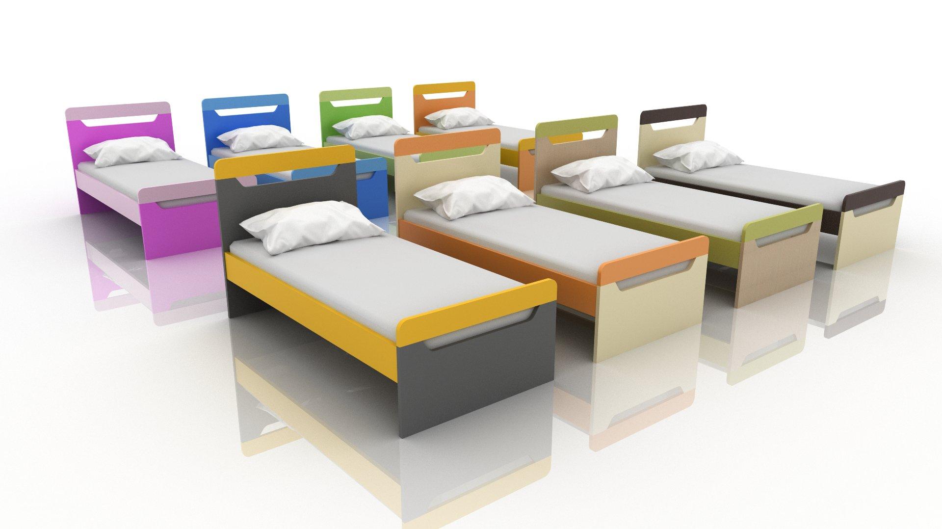 a95343022 Παιδικό Κρεβάτι